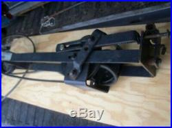 Simplicity Snow blower Tractor Hitch 1692622 mount for 500/2500 series regent