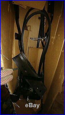 Simplicity Snowblower Parts Tractor Allis Chalmers Hitch 1692239 mount frame nos