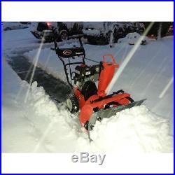 Slush Plow (48) Snow Blower Plow Blade Attachment