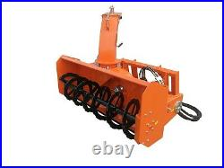 Snow Blower Front Mounted to Skid Steer, SS-SB-84