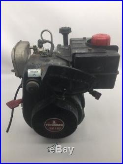 Snow Blower Tecumseh Engine 5HP 4 Cycle, Good Motor