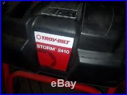 Snow Blower Troy-Bilt Storm 2410 Snow Blower