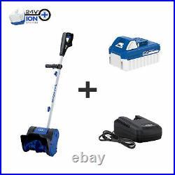 Snow Joe 24V-SS10 Cordless Snow Shovel 24-Volt 10-Inch 4-Ah