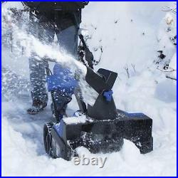 Snow Joe 40-Volt Cordless Brushless Single Stage Snowblower 18 Inch 5.0-Ah