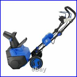 Snow Joe 40-Volt Cordless Snow Blower 18-Inch Brushless 4.0-Ah Battery