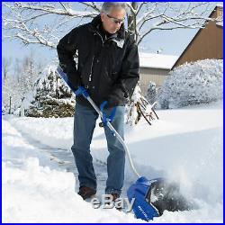 Snow Joe 40V 4.0 Ah Hybrid Cordless + Electric 13-Inch Cordless Snow Shovel