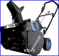 Snow Joe 48-Volt Cordless Snow Blower with (2) 4.0 Ah Batteries & Charger 18