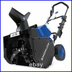Snow Joe 48-Volt iON+ Cordless Snow Blower 18-Inch Tool Only Refurbished