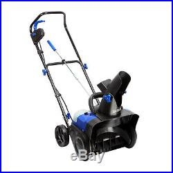 Snow Joe Cordless Single Stage Snow Blower 15-Inch 40 Volt Battery Included