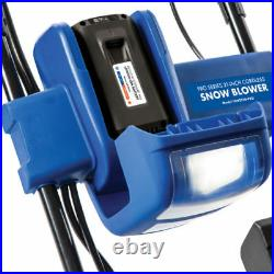 Snow Joe Cordless Snow Blower 21-Inch 40V Battery Certified Refurbished