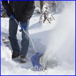 Snow Joe Cordless Snow Shovel 13-Inch 4 Ah 40 Volt Certified Refurbished