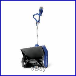 Snow Joe Cordless Snow Shovel 13-Inch 4 Ah Battery 40 Volt Brushless