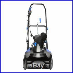 Snow Joe Electric Single Stage Snow Thrower 15-Inch Certified Refurbished