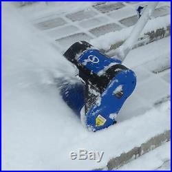 Snow Joe Extended Run Time Cordless Snow Shovel 24-Volt 10-Inch 5-Ah