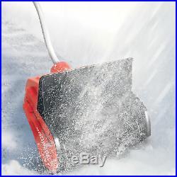 Snow Joe Hybrid Cordless and Electric Cordless Snow Shovel 40V Battery Incl