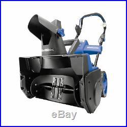 Snow Joe Hybrid Single Stage Snow Blower 18-Inch 40V 13.5 Amp Brushless