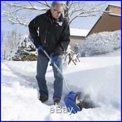 Snow Joe ION13SS 13 in. / 40V Lithium-Ion Brushless Cordless Snow Shovel New