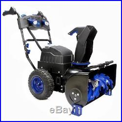Snow Joe ION8024-XRP 80V 24 Inch 2 Stage Cordless Electric Snow Blower Thrower