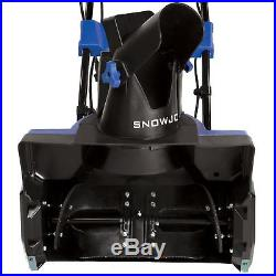 Snow Joe SJ619E-RM Electric Single Stage Snow Thrower 18-Inch 14.5 Amp Motor
