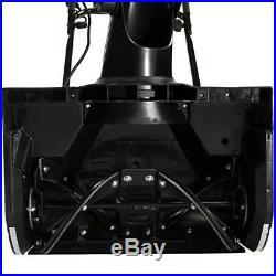 Snow Joe SJ620 18-IN Electric Single Stage Snow Thrower Certified Refurbished
