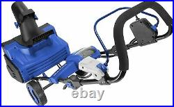 Snow Joe iON18SB 40-Volt Cordless Brushless Single Stage Snowblower (Tool Only)