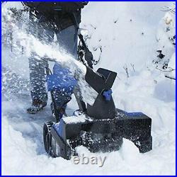 Snow Joe iON18SB-PRO 40-Volt iONMAX Cordless Brushless Single Stage Snowblower