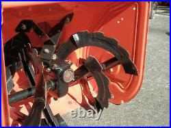 Snow blower Ariens Deluxe 24 inch clearing width electric starter CLEAN
