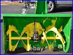 Snowthrower Snow Blower John Deere Dual Stage 1330SE Professional Series 342cc