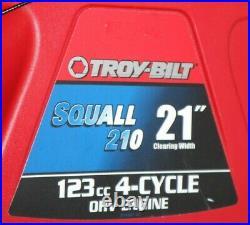 TROY BILT Snow Blower SQUALL 2100 (114352)