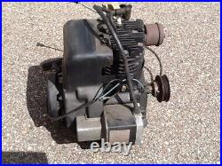 Tecumseh 3.5 HP Engine with Electric Start Snow Blower, Rupp Mini Bike, Scooter