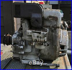 Tecumseh Hm80 8hp Engine! Runs