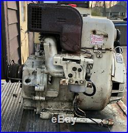 Tecumseh Hm80 Engine! Runs