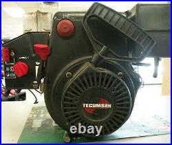 Tecumseh Hmsk80-155642v 8hp Horizontal Shaft Engine Used