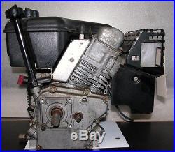 Tecumseh Ohsk70-72523e 7hp Horizontal Shaft Engine Used