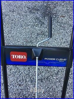 Toro 1800 18-Inch 15 Amp Electric Power Curve Snow Blower