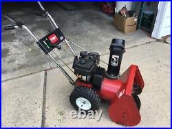 Toro 2stage snow blower