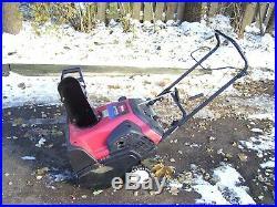 Toro 3650 Snowblower Snow Blower Snow Thrower 6.5hp