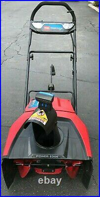 Toro 39901 Electric Snow Blower 21 in. 60-Volt Lithium-Ion Cordless, P
