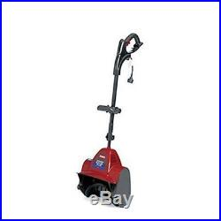 Toro Electric Snow Thrower Blower Removal Clean Power Shovel Winter Outdoor Tool