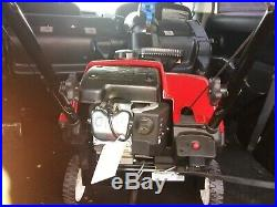 Toro Power Clear 518 ZE 18 in. Single-Stage Gas Snow Blower Plastic Manual 58lb
