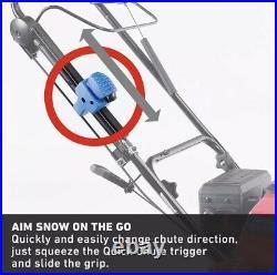 Toro Power Clear 721 QZE 21 in. 212 cc Single-Stage Self Propel Gas Snow Blower