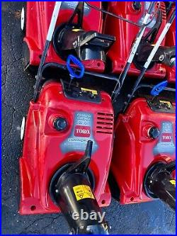 Toro Power Clear 721 R-C 212 cc Single-Stage Gas Snow Blower 21 in