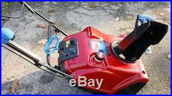 Toro Power Clear Snow Thrower 21. Model # 38584. 141cc 2-Cycle, Single stage