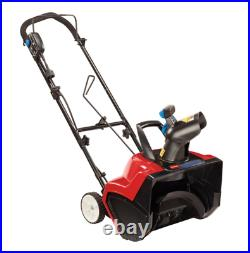 Toro Power Curve Electric Snow Blower Powerful Fast Efficient Thrower 18 15 Amp