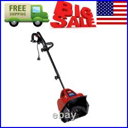 Toro Power Shovel Electric Snow Blower, Moves Up To 300 lbs, 12 in. 7.5 Amp