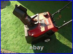 Toro PowerLite Snow Blower 3.25 hp Two Stroke Gas Snow Thrower