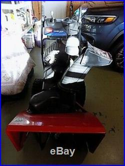 Toro PowerMax, 726TE, 2 stage, 7 HP, 26 IN, 2 cycle snowblower, runs perfectly