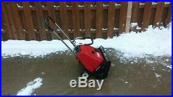 Toro S620 2-Cycle Electric Start Snow Blower Snowblower. Chicagoland Pick up
