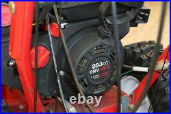 Troy Bilt 24'' 2-Stage Snow Blower 31BM53Q2563 Pre-owned LOCAL PICKUP NJ