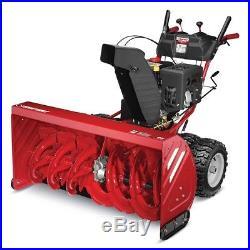 Troy Bilt Polar Blast 4510 45 inch Electric Start snow blower commercial